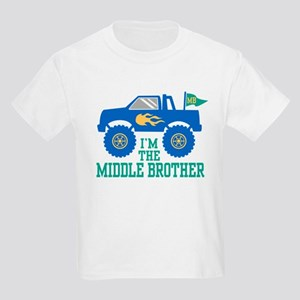 Middle Brother Kids Light T-Shirt