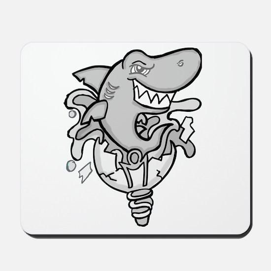 Creative Shark Mousepad