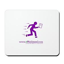 emailman-c-final Mousepad