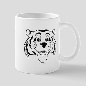 Friendly Tiger Mugs