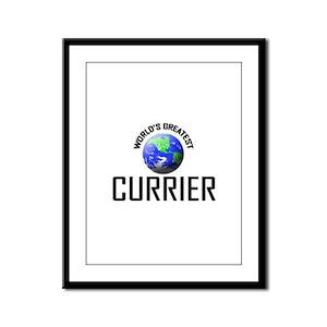 World's Greatest CURRIER Framed Panel Print