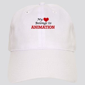 My heart belongs to Animation Cap