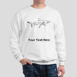 Blacktip Shark Sweatshirt