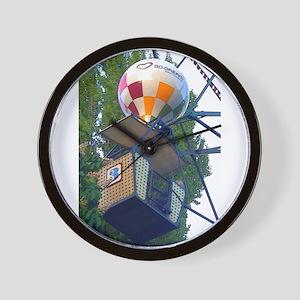 Go Dream Flyer Wall Clock