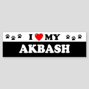 AKBASH Bumper Sticker