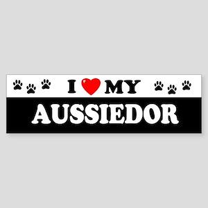 AUSSIEDOR Bumper Sticker