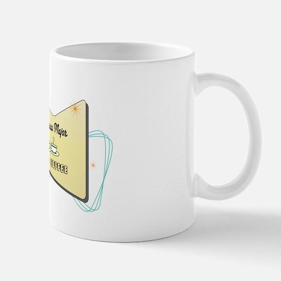 Instant Library Science Major Mug