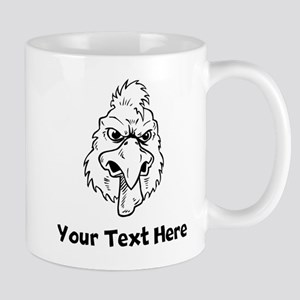Mean Rooster Mugs