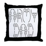 Army Dad  Throw Pillow