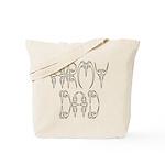 Army Dad  Tote Bag