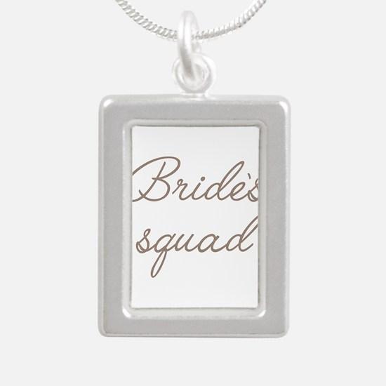 Bride's Squad Necklaces