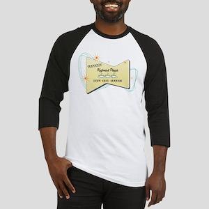Instant Keyboard Player Baseball Jersey