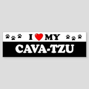CAVA-TZU Bumper Sticker