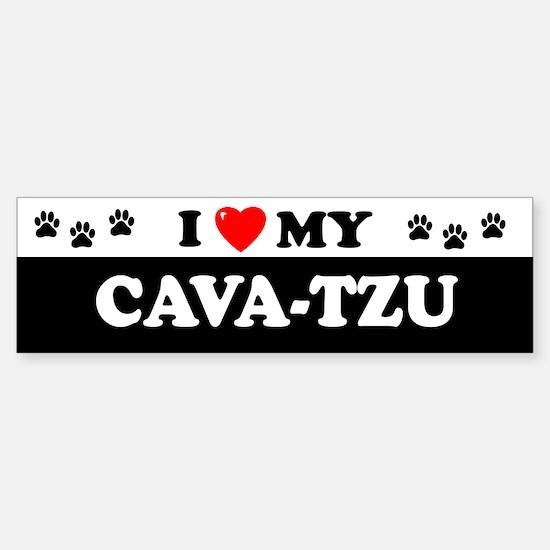 CAVA-TZU Bumper Bumper Bumper Sticker