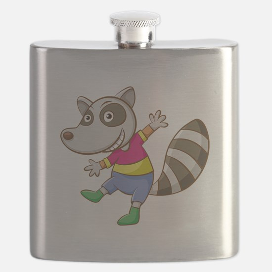 Ambala Emporium Cute Squirrel Flask