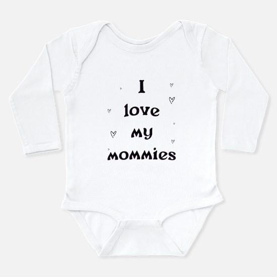 ILoveMyMommiesSmallHearts Body Suit