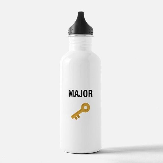 Major Key Water Bottle