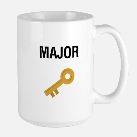 Major Key Mugs