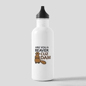 Cuz Dam Stainless Water Bottle 1.0L