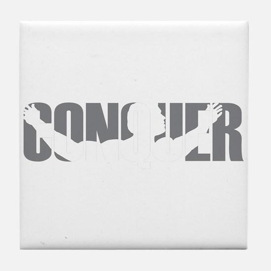 Conquer Tile Coaster