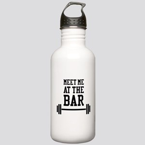 Meet Me At The Bar Stainless Water Bottle 1.0L