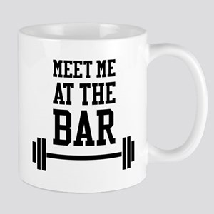 Meet Me At The Bar Mugs