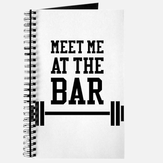 Meet Me At The Bar Journal