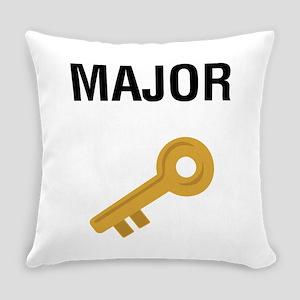 Major Key Everyday Pillow