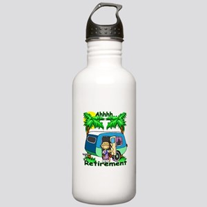 Ahhhh Retirement m Stainless Water Bottle 1.0L