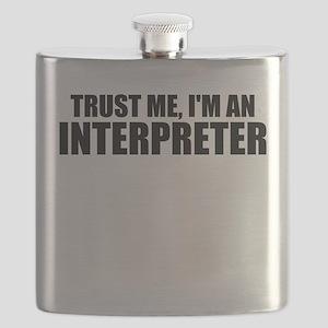 Trust Me, I'm An Interpreter Flask