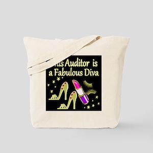 AUDITOR DIVA Tote Bag