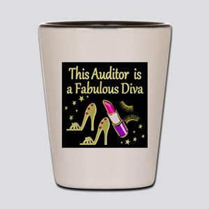 AUDITOR DIVA Shot Glass