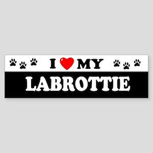 LABROTTIE Bumper Sticker