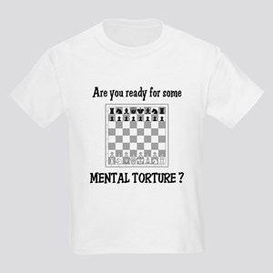 Chess - Mental Torture Kids Light T-Shirt