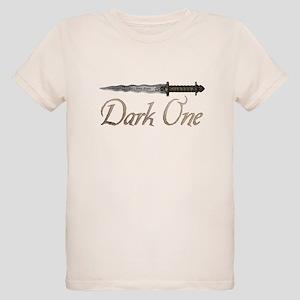 Personalized Dark One Dagger Organic Kids T-Shirt