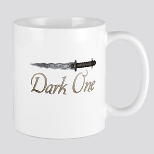 Personalized Dark One Dagger Mug