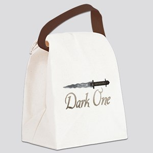 Personalized Dark One Dagger Canvas Lunch Bag