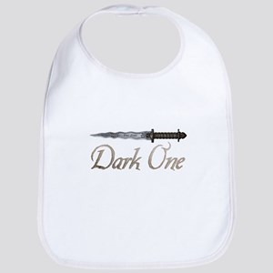 Personalized Dark One Dagger Bib