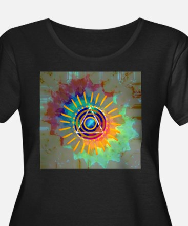 New Section Plus Size T-Shirt