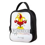 Crafty Citrus Apple Neoprene Lunch Bag