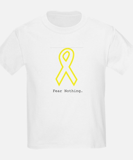 Yellow Out. FearNothing T-Shirt
