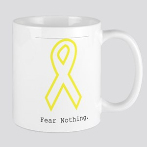 Yellow Out. FearNothing Mugs