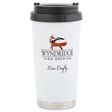 Wyndridge Farm Brewery Stainless Steel Travel Mug