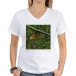 hyrax Women's V-Neck T-Shirt