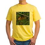 hyrax Yellow T-Shirt