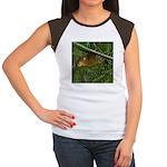 hyrax Women's Cap Sleeve T-Shirt