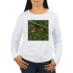 hyrax Women's Long Sleeve T-Shirt