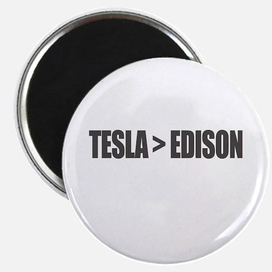 Tesla Edison Magnets