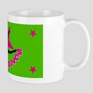 Green Gymnastics Mugs