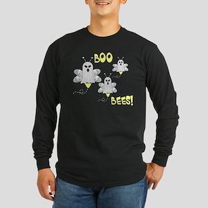 Boo Bees Halloween-DK Long Sleeve T-Shirt